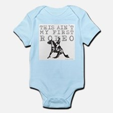 Unique Old cowgirl Infant Bodysuit