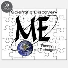 THEORY OF TEENAGERS Puzzle