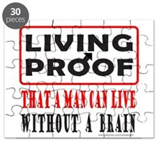 LIVING PROOF Puzzle
