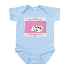 DearMomILoveYouLetter.png Infant Bodysuit