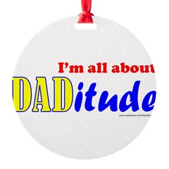 DADitude Ornament