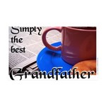 SimplyTheBestGrandfatherCoffeeCup.png 35x21 Wall D