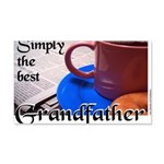 SimplyTheBestGrandfatherCoffeeCup.png 20x12 Wall D