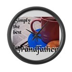 SimplyTheBestGrandfatherCoffeeCup.png Large Wall C