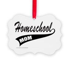 HOMESCHOOL Ornament
