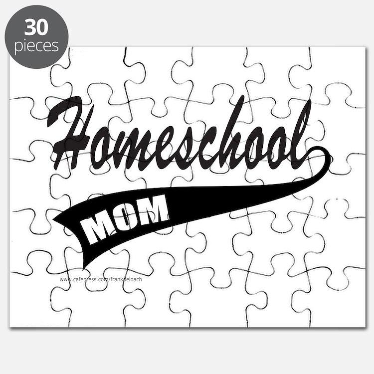 HOMESCHOOL Puzzle