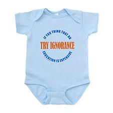 EDUCATION Infant Bodysuit