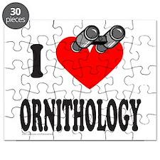 I HEART ORNITHOLOGY Puzzle