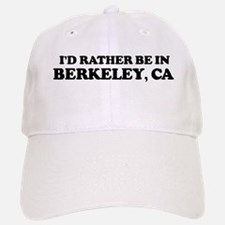 Rather: BERKELEY Baseball Baseball Cap