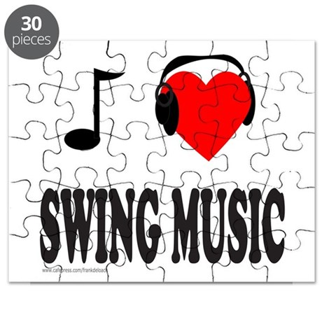 SWING MUSIC Puzzle