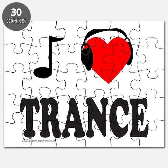 TRANCE MUSIC Puzzle