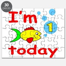 FIRST BIRTHDAY Puzzle