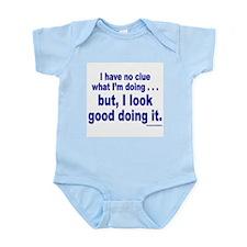 IHaveNoClueWhatImDoingCup.png Infant Bodysuit