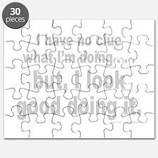 NO CLUE Puzzle