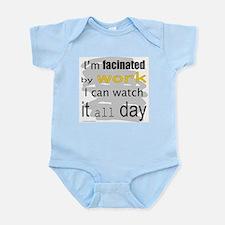 FacinatedByWork.png Infant Bodysuit