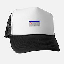 ERROR MESSAGE Trucker Hat