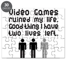 VIDEO GAMES Puzzle