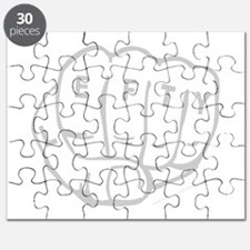 Unique Left handed Puzzle