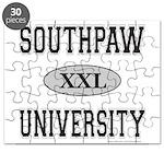 SOUTHPAW UNIVERSITY Puzzle