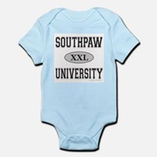 SOUTHPAW UNIVERSITY Infant Bodysuit