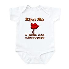 Chocolate Kiss Infant Bodysuit