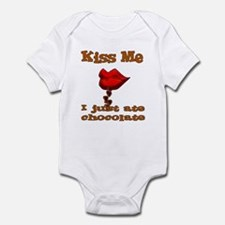 Chocolate Kiss Infant Bodysuit