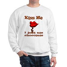 Chocolate Kiss Sweatshirt