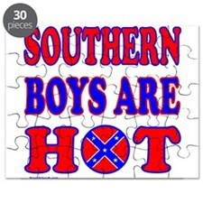 SOUTHERN BOYS ARE HOT Puzzle