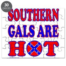 SOUTHERN GALS ARE HOT Puzzle