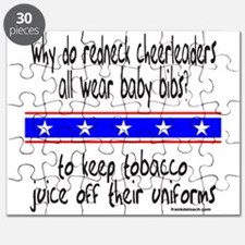 REDNECK CHEERLEADERS Puzzle