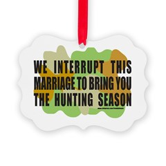 HUNTING SEASON Ornament