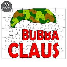 BUBBA/SANTA CLAUS Puzzle