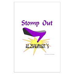 ALZHIEMER'S Posters