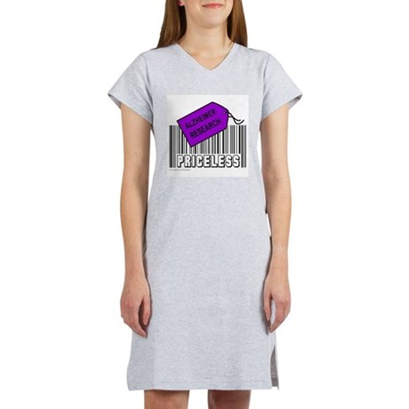 ALZHEIMER CAUSE Women's Nightshirt