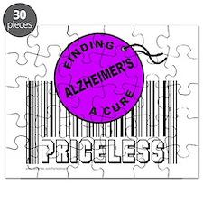 Unique Alzheimers Puzzle