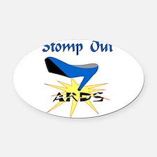 ARDS Oval Car Magnet