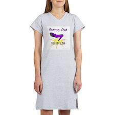 FIBROMYALGIA AWARENESS Women's Nightshirt