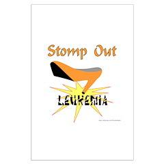LEUKEMIA AWARENESS Posters