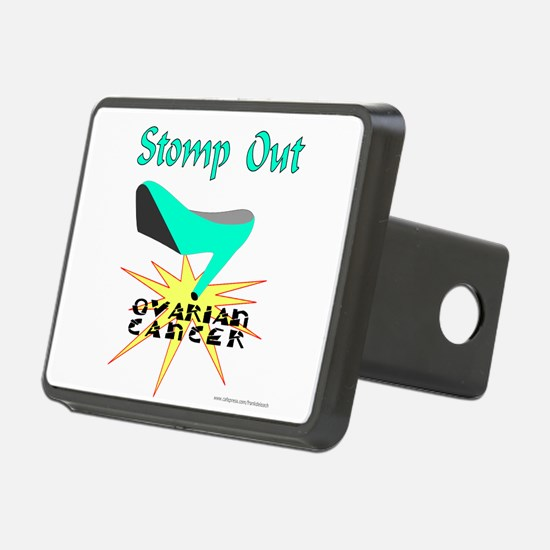 Support ovarian cancer Hitch Cover