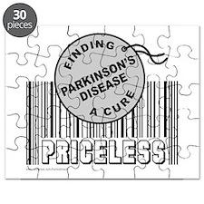 Cute Parkinson's disease Puzzle