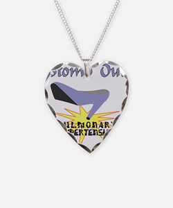 Funny Pulmonary hypertension Necklace