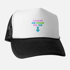 ICECREAM PICKLES Trucker Hat