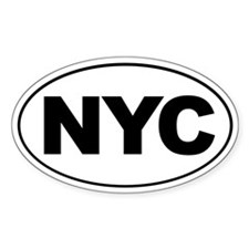 New York City - NYC (white)