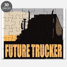 FUTURE TRUCKER Puzzle