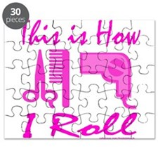 BEAUTICIAN/HAIRSTYLIST Puzzle