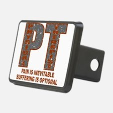 PHYSICAL THERAPIST Hitch Cover