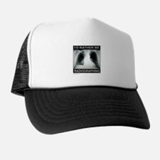 RADIOGRAPHING Trucker Hat