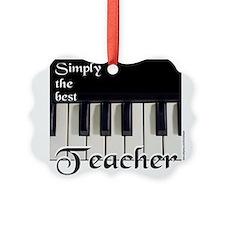 PIANO Ornament