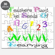 Cute School Puzzle