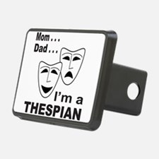 ACTOR/ACTRESS/THESPIAN Hitch Cover